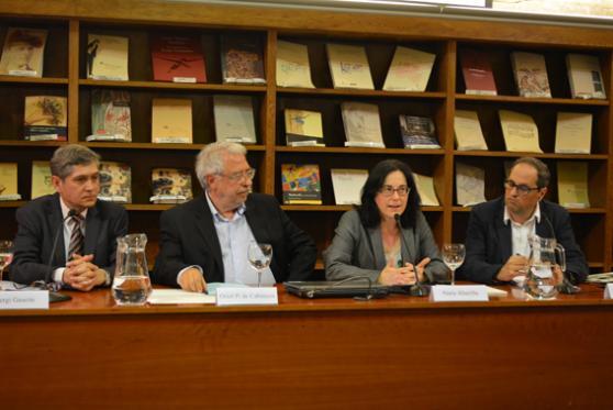 Taula rodona a Biblioteca de Catalunya
