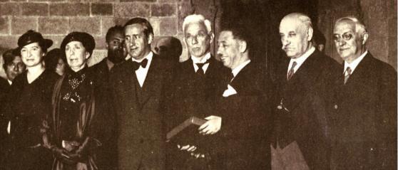 Lluís Companys va lliurar a Patxot un exemplar especial de l'Atles