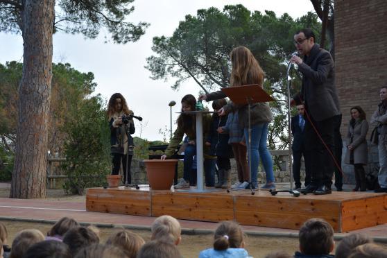 Escola Betània - Patmos, 8 de gener de 2014