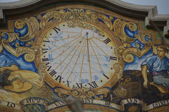 El rellotge de Sol