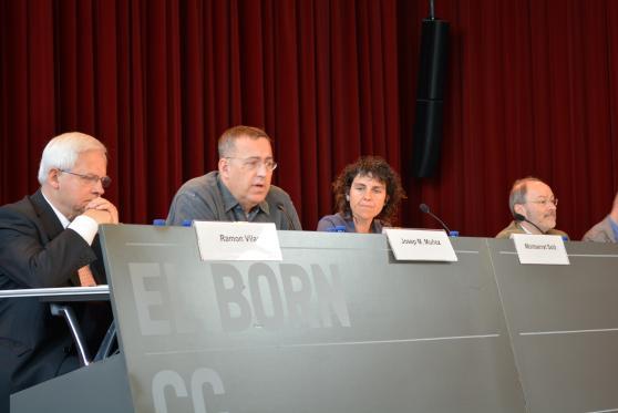 El Born, Centre Cultural, 8 de maig de 2014. Barcelona