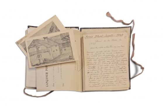 Quaderns de treball del cançoner