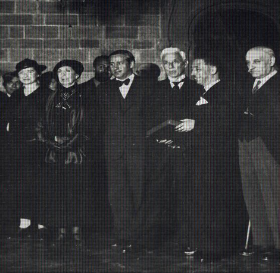 El 29 de maig de 1934, Rafael Patxot rebia l'homenatge de la Generalitat de Catalunya amb motiu del lliurament d'un exemplar especial de l'Atles Internacional del Núvols per part de l'Office National Météreologique.