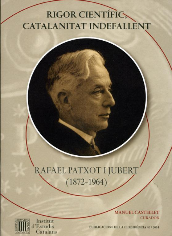 Llibre Rafael Patxot