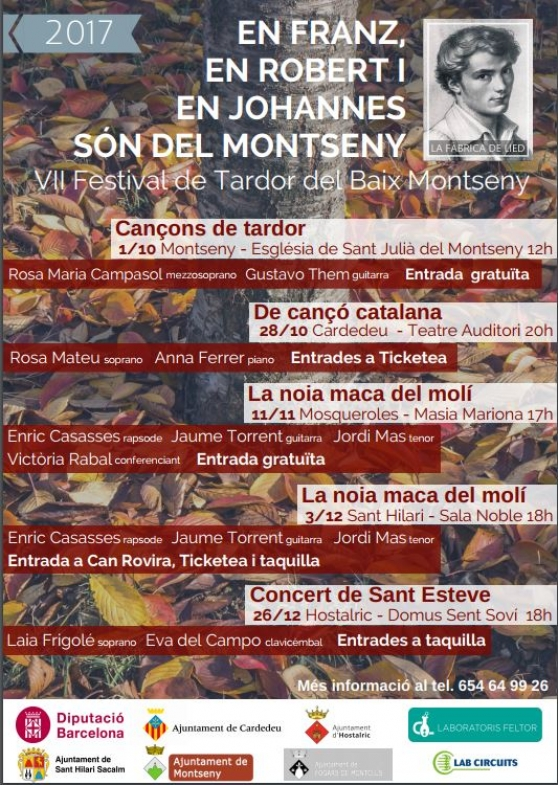 VII Festival de Tardor del Baix Montseny