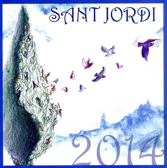 Llibre Sant Jordi 2014