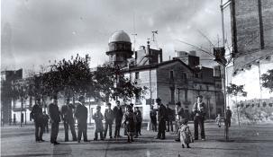 Vista de l'Observatori