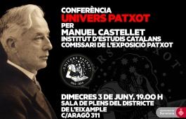 Conferència Rafael Patxot