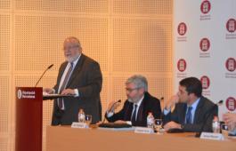 Salvador Esteve, president de la Diputació de Barcelona