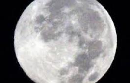 La lluna plena